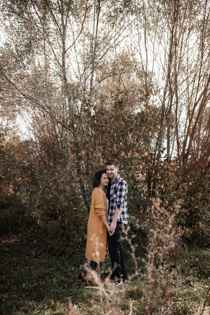 Paarfotos in Undenheim: Sarah und Patrick 9