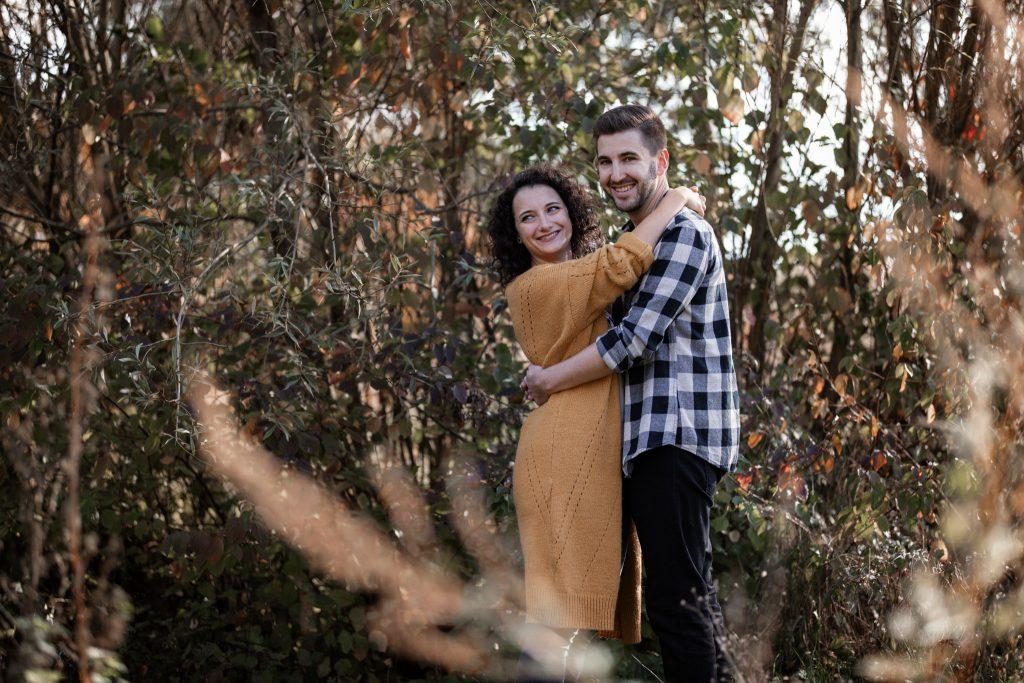 Paarfotos in Undenheim: Sarah und Patrick 26