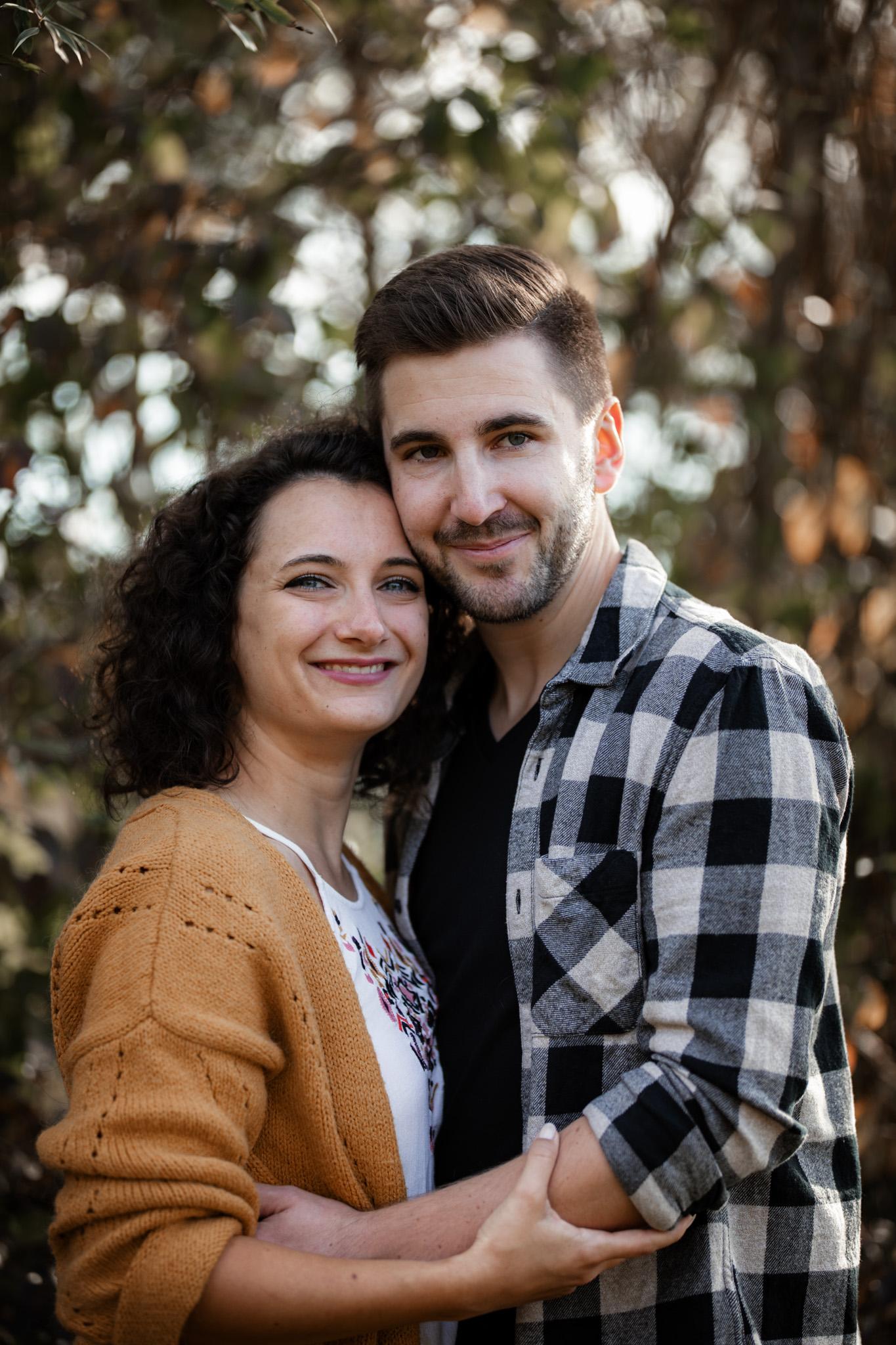 Paarfotos in Undenheim: Sarah und Patrick 5