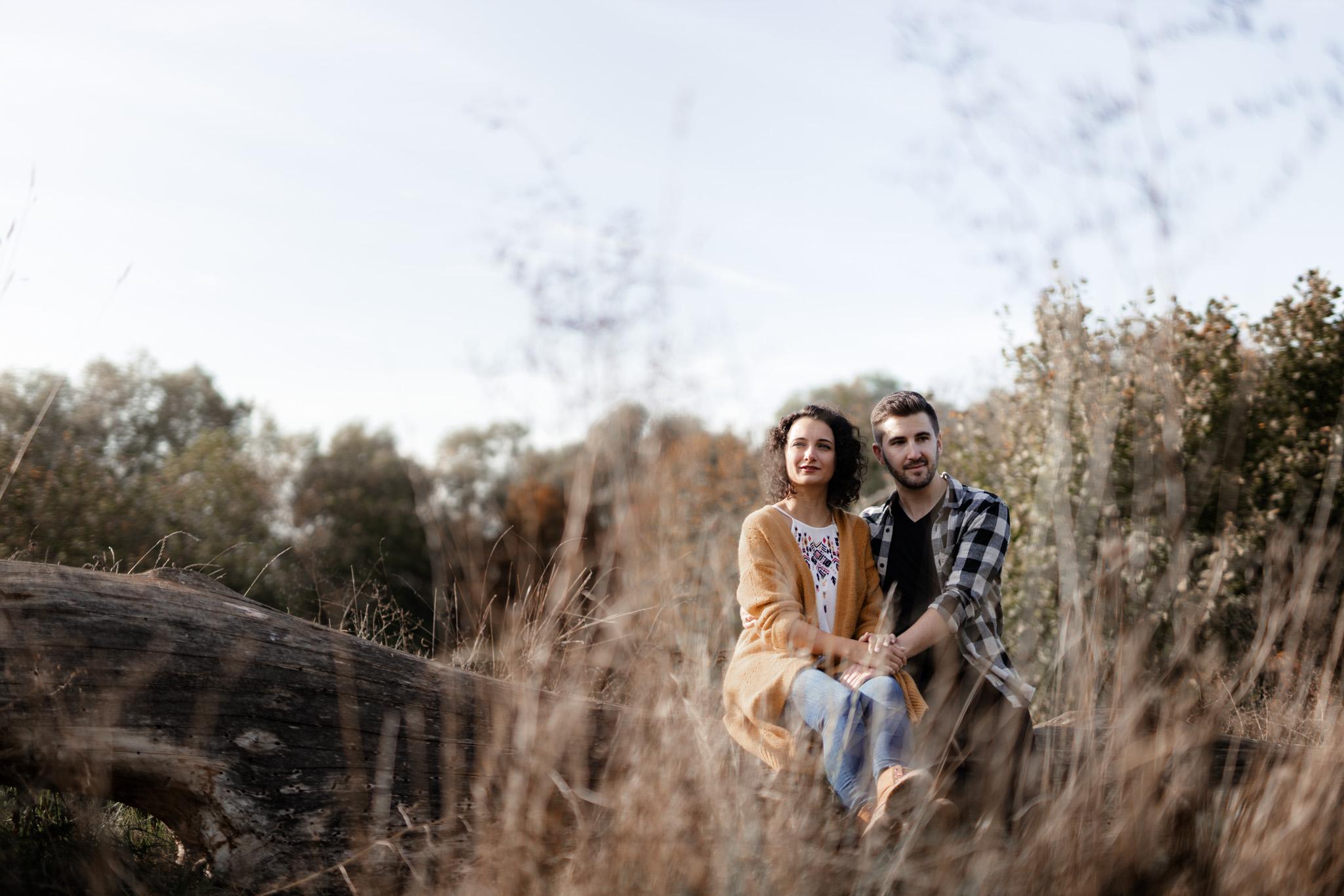 Paarfotos in Undenheim: Sarah und Patrick 22