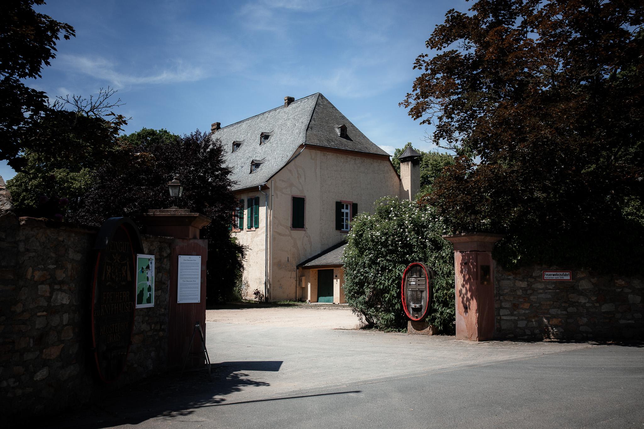 Weingut Baron Knyphausen Eltville