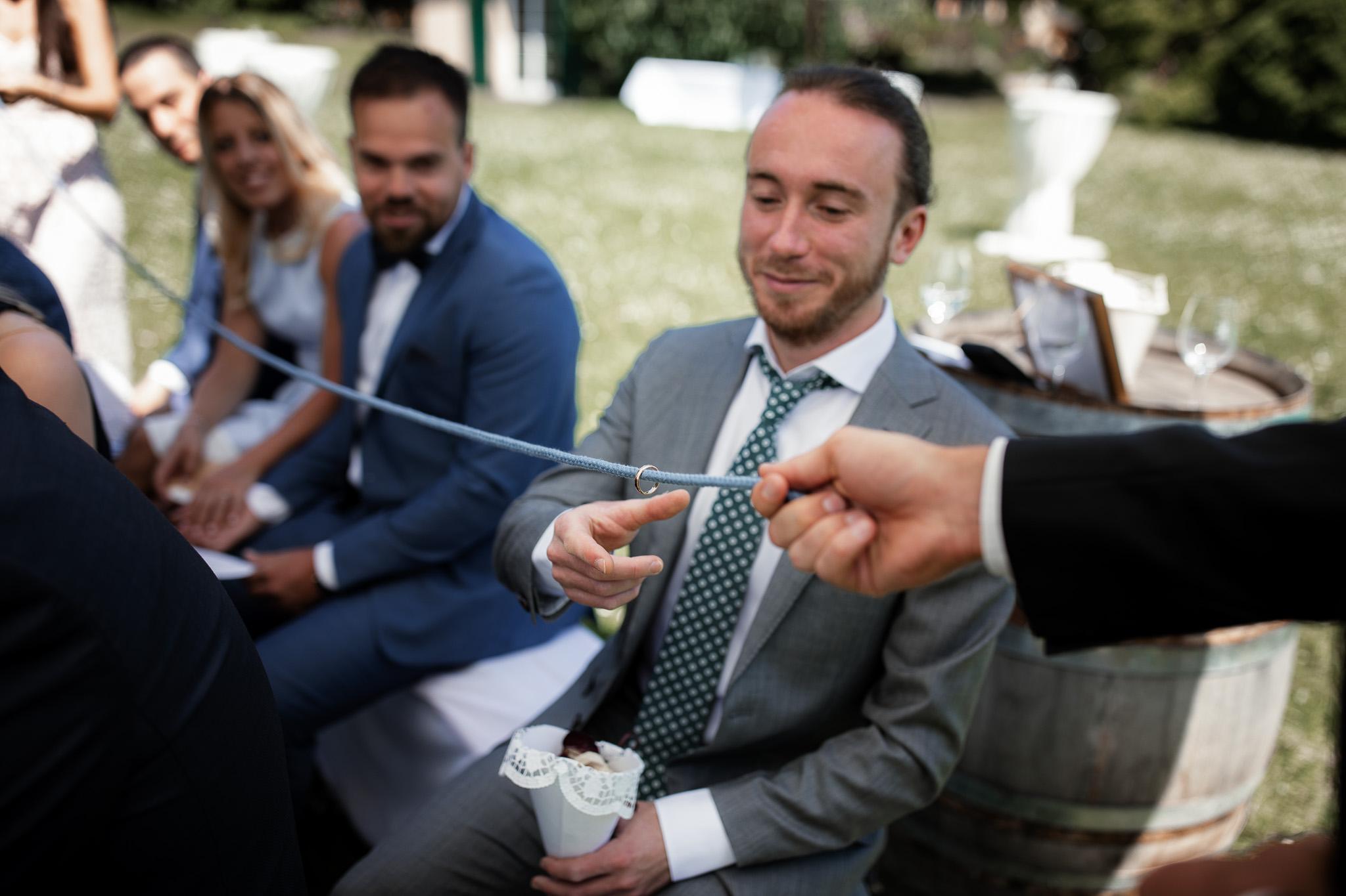 Als Hochzeitsfotograf in Eltville - Freie Trauung im Weingut Baron Knyphausen 12