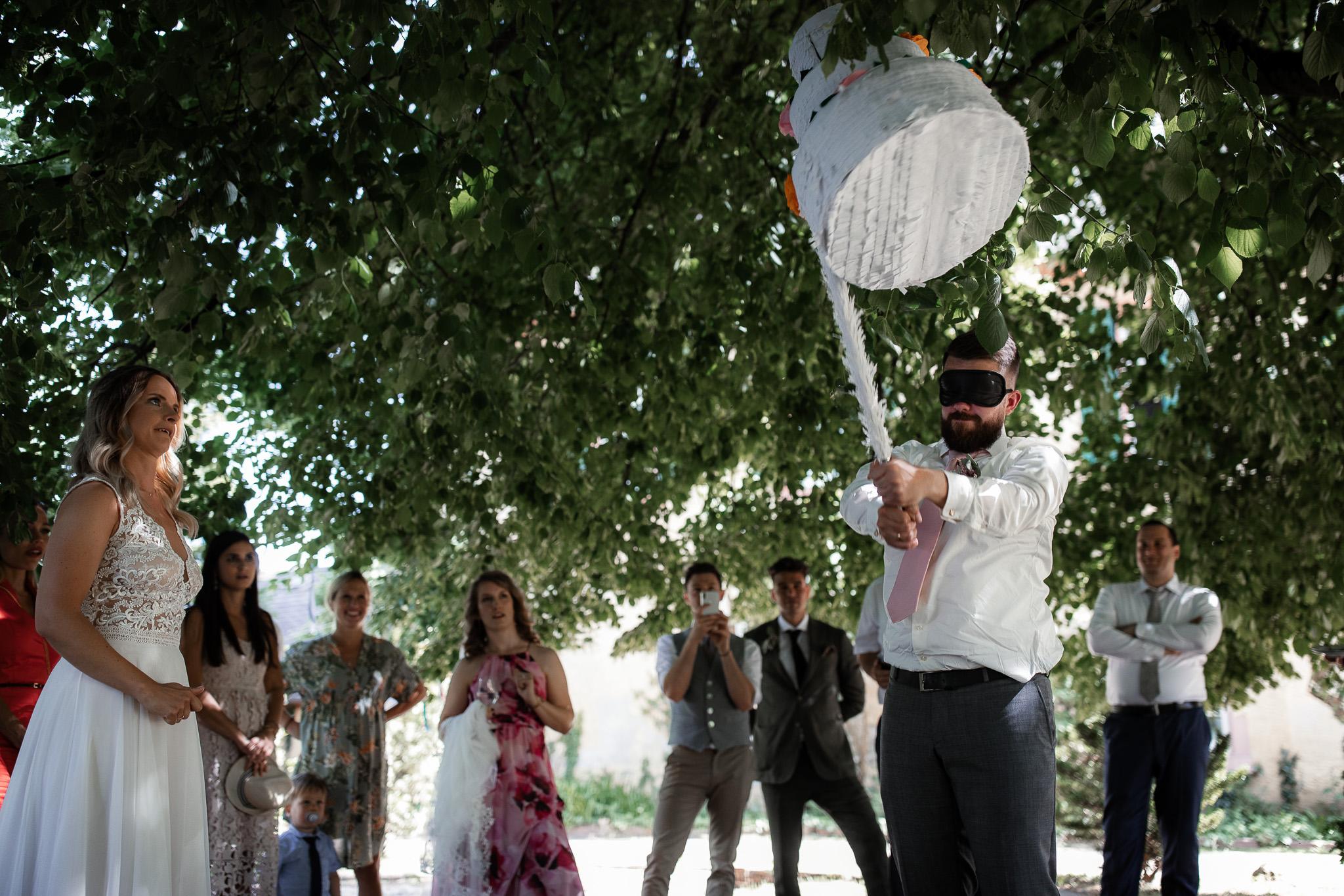 Als Hochzeitsfotograf in Eltville - Freie Trauung im Weingut Baron Knyphausen 36