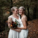 After-Wedding-Shooting im Karlstal - Maja und Nathalie 38