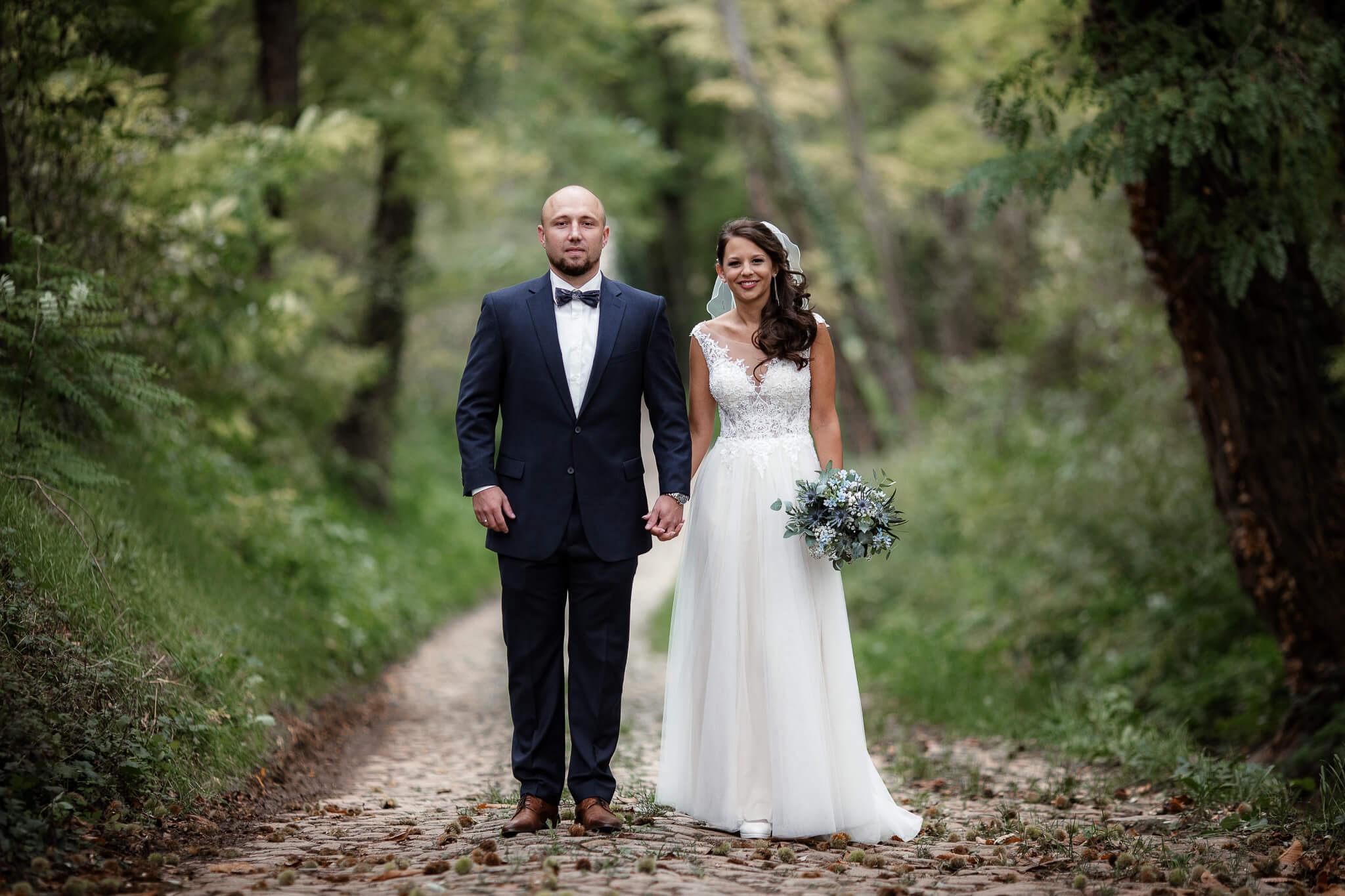 Als Hochzeitsfotograf in Mörstadt - Jan und Anika 4