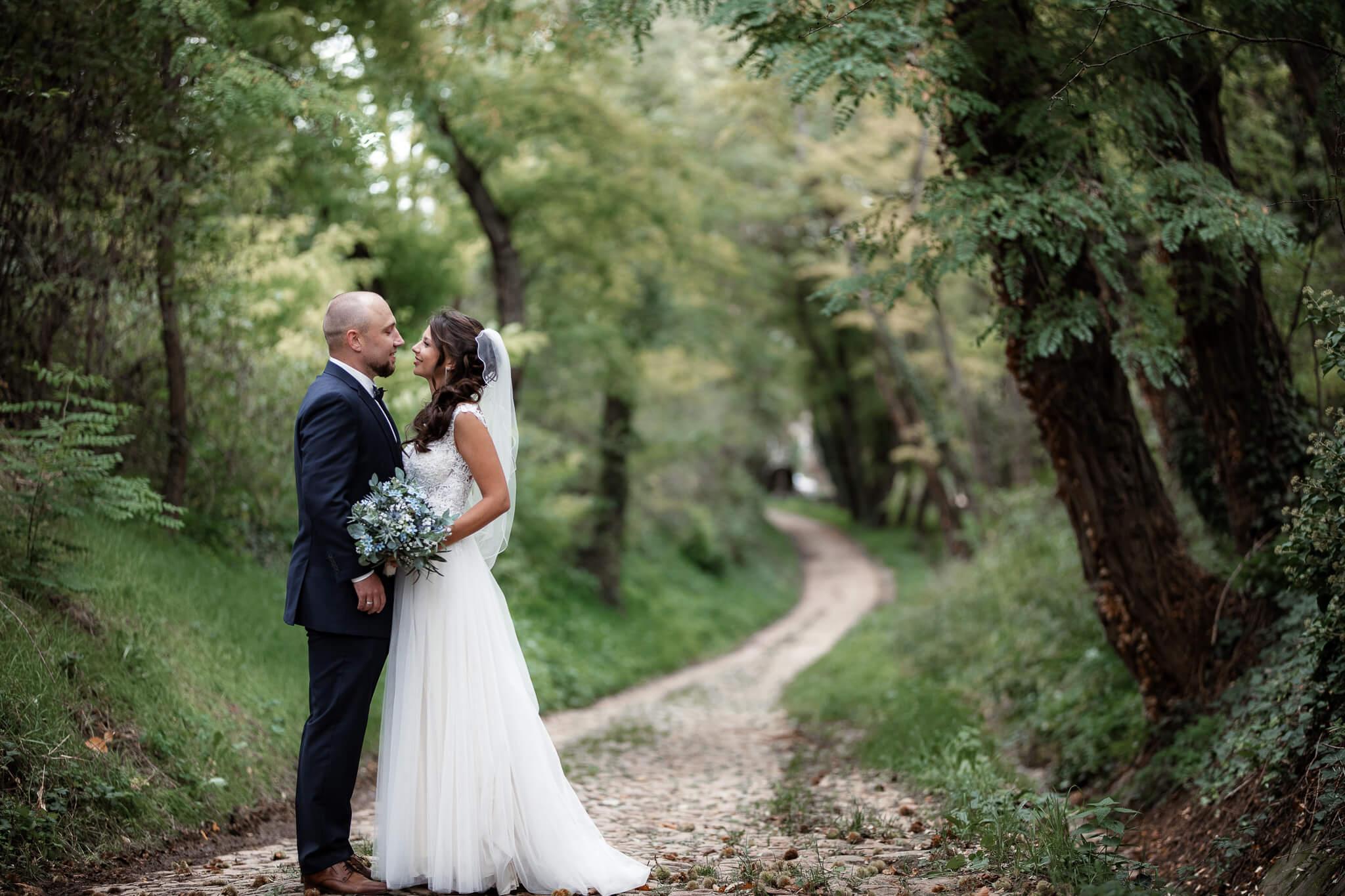 Als Hochzeitsfotograf in Mörstadt - Jan und Anika 5