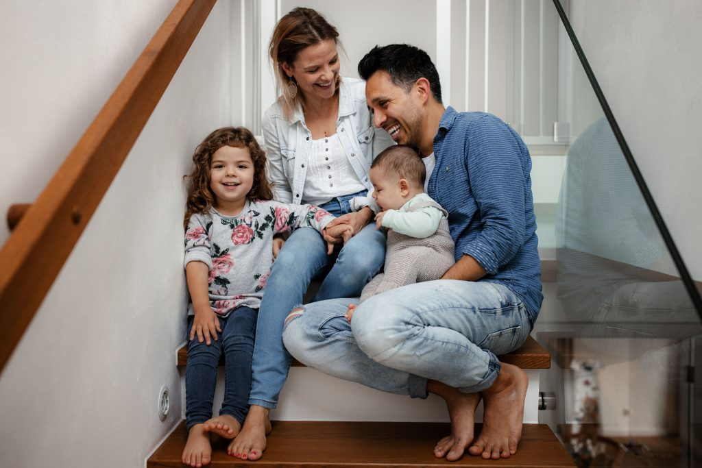 Familienfotos zu Hause: Homestory in der Pfalz 24