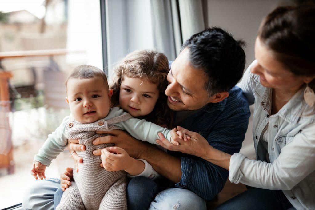Familienfotos zu Hause: Homestory in der Pfalz 3