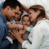 Familienfotos zu Hause: Homestory in der Pfalz