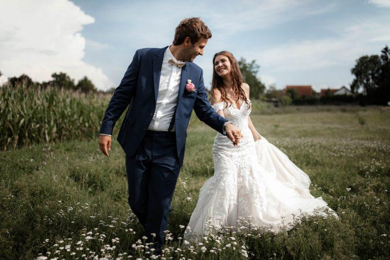 Als Hochzeitsfotograf im Weingewölbe San Martin in Bermersheim