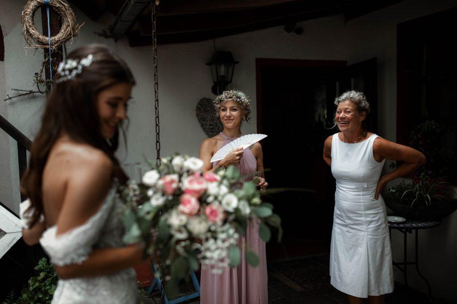 Als Hochzeitsfotograf im Weingewölbe San Martin in Bermersheim 18