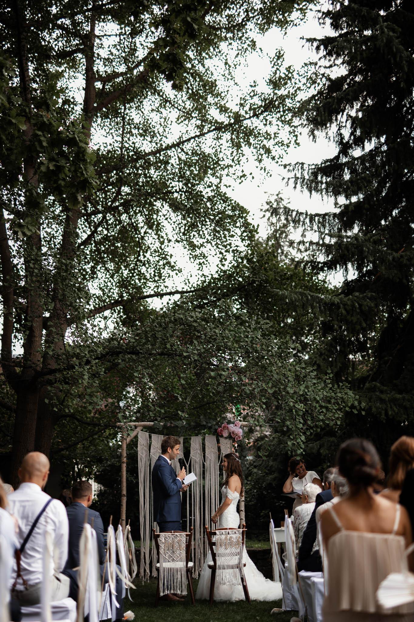 Als Hochzeitsfotograf im Weingewölbe San Martin in Bermersheim 29