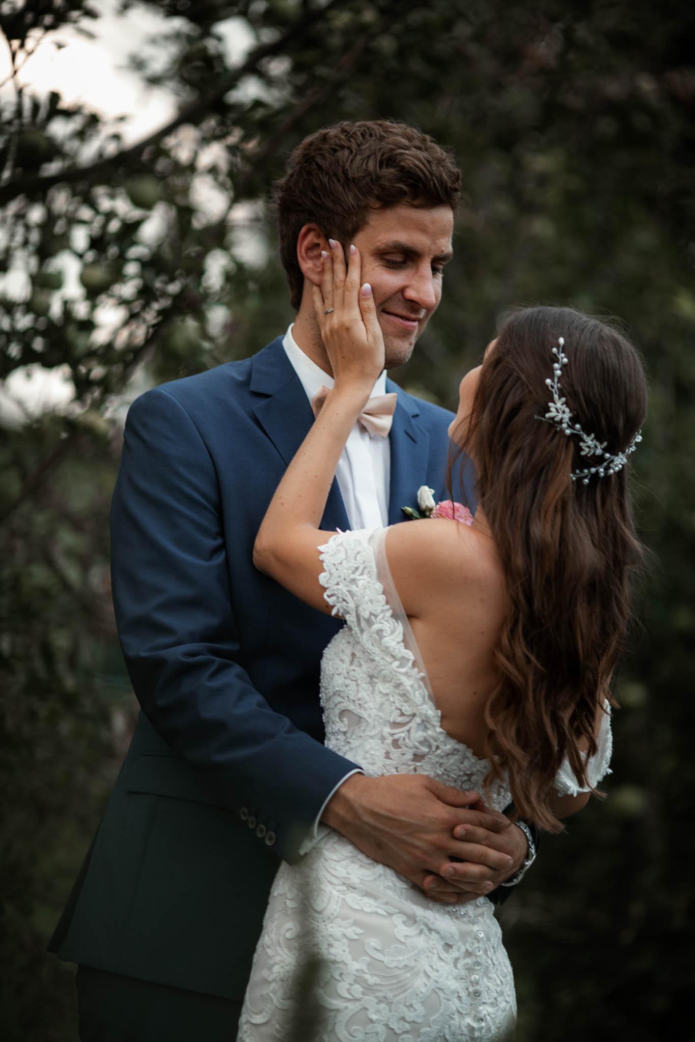 Als Hochzeitsfotograf im Weingewölbe San Martin in Bermersheim 55