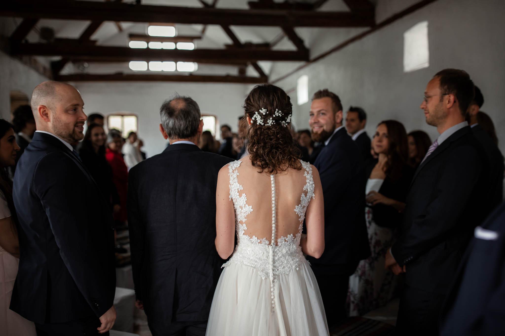 Als Hochzeitsfotograf im Hofgut Ruppertsberg: Hochzeit von Lisa und Max mit freier Trauung 17