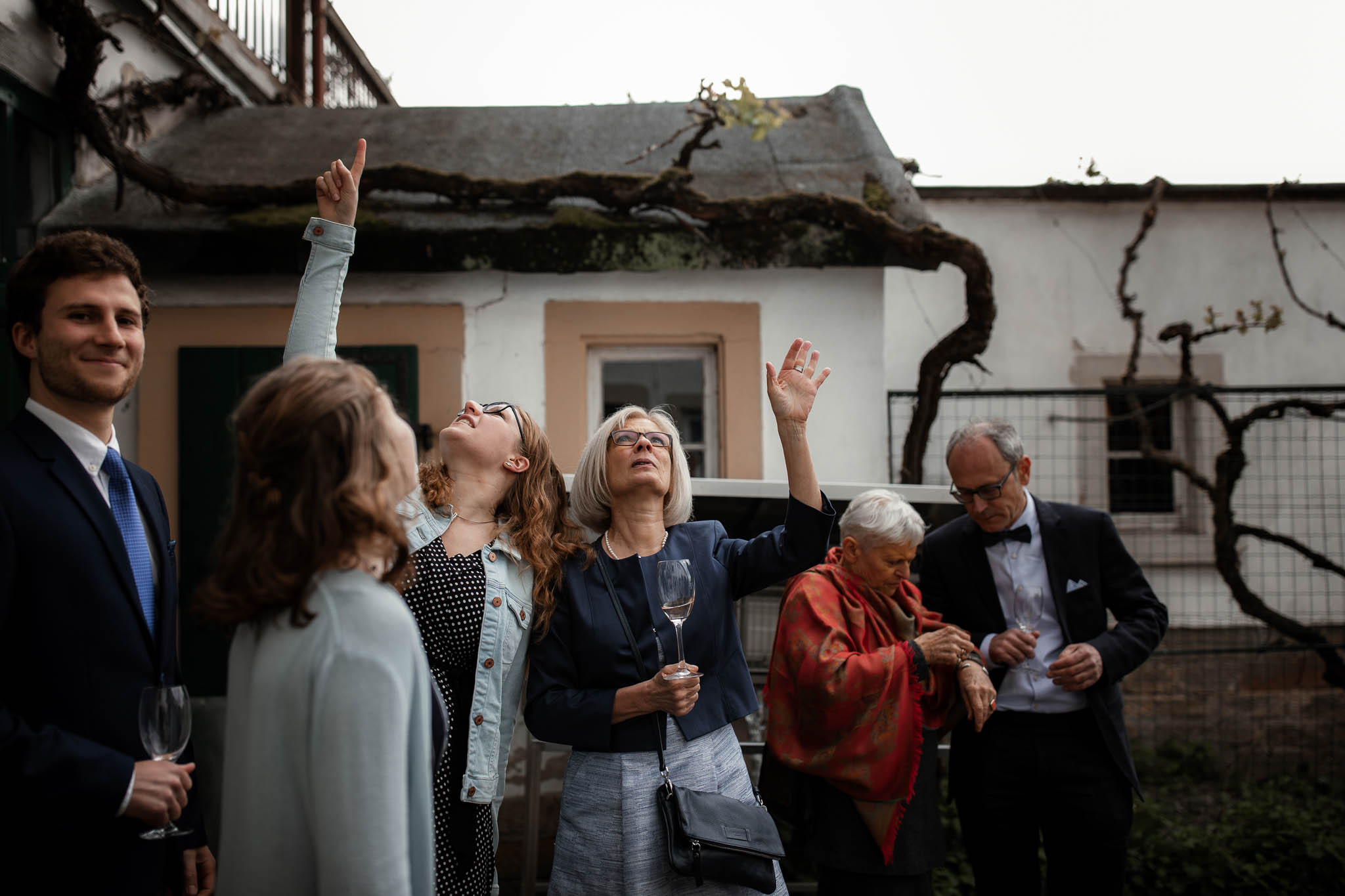 Als Hochzeitsfotograf im Hofgut Ruppertsberg: Hochzeit von Lisa und Max mit freier Trauung 60