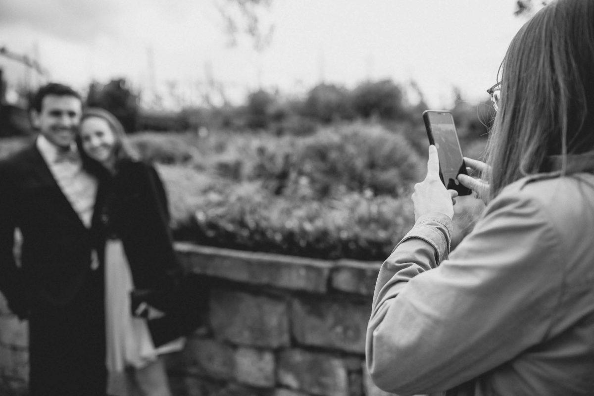 Als Hochzeitsfotograf im Hofgut Ruppertsberg: Freie Trauung von Lisa und Max 62