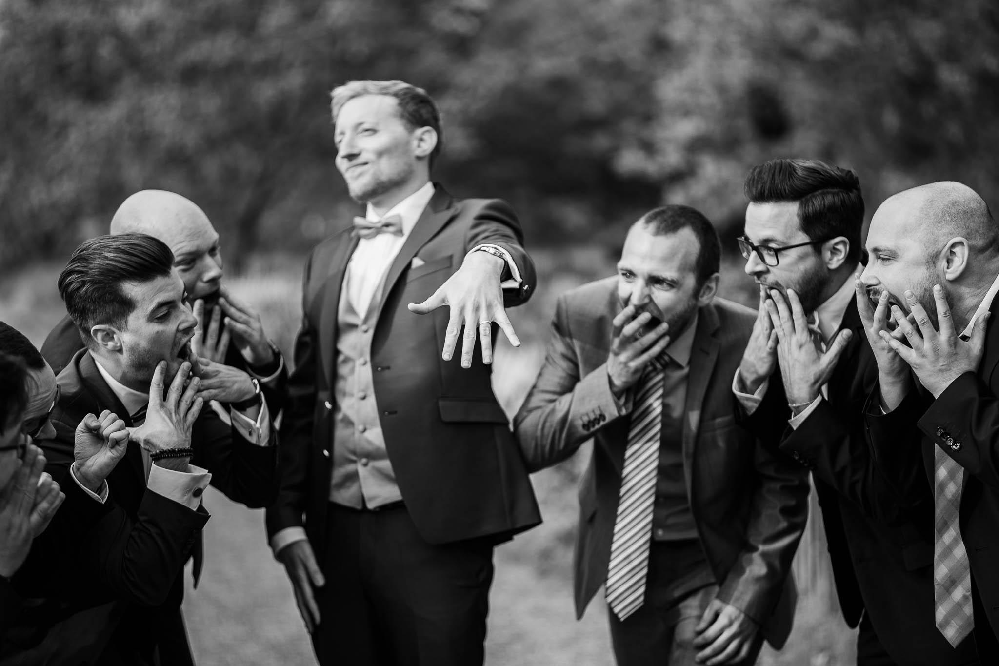 Als Hochzeitsfotograf im Hofgut Ruppertsberg: Hochzeit von Lisa und Max mit freier Trauung 73