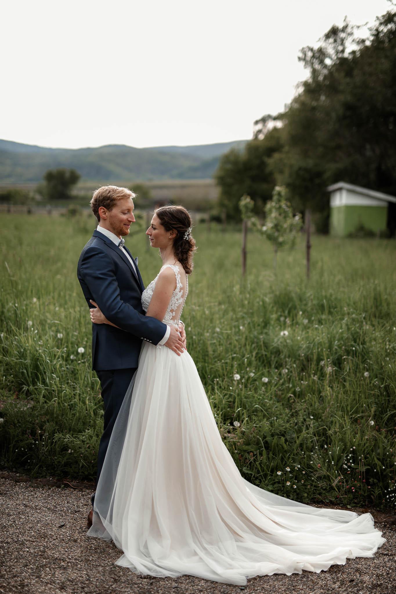 Als Hochzeitsfotograf im Hofgut Ruppertsberg: Hochzeit von Lisa und Max mit freier Trauung 85