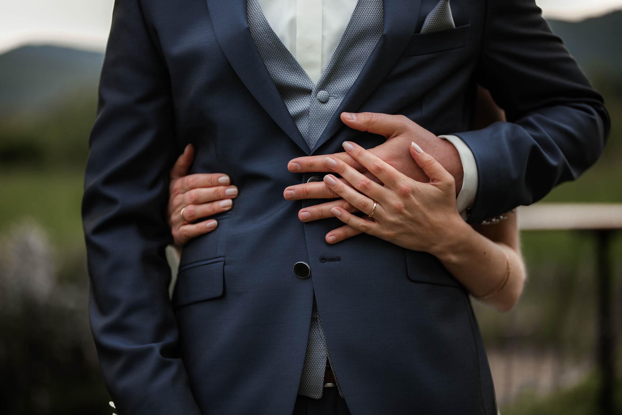 Als Hochzeitsfotograf im Hofgut Ruppertsberg: Hochzeit von Lisa und Max mit freier Trauung 90