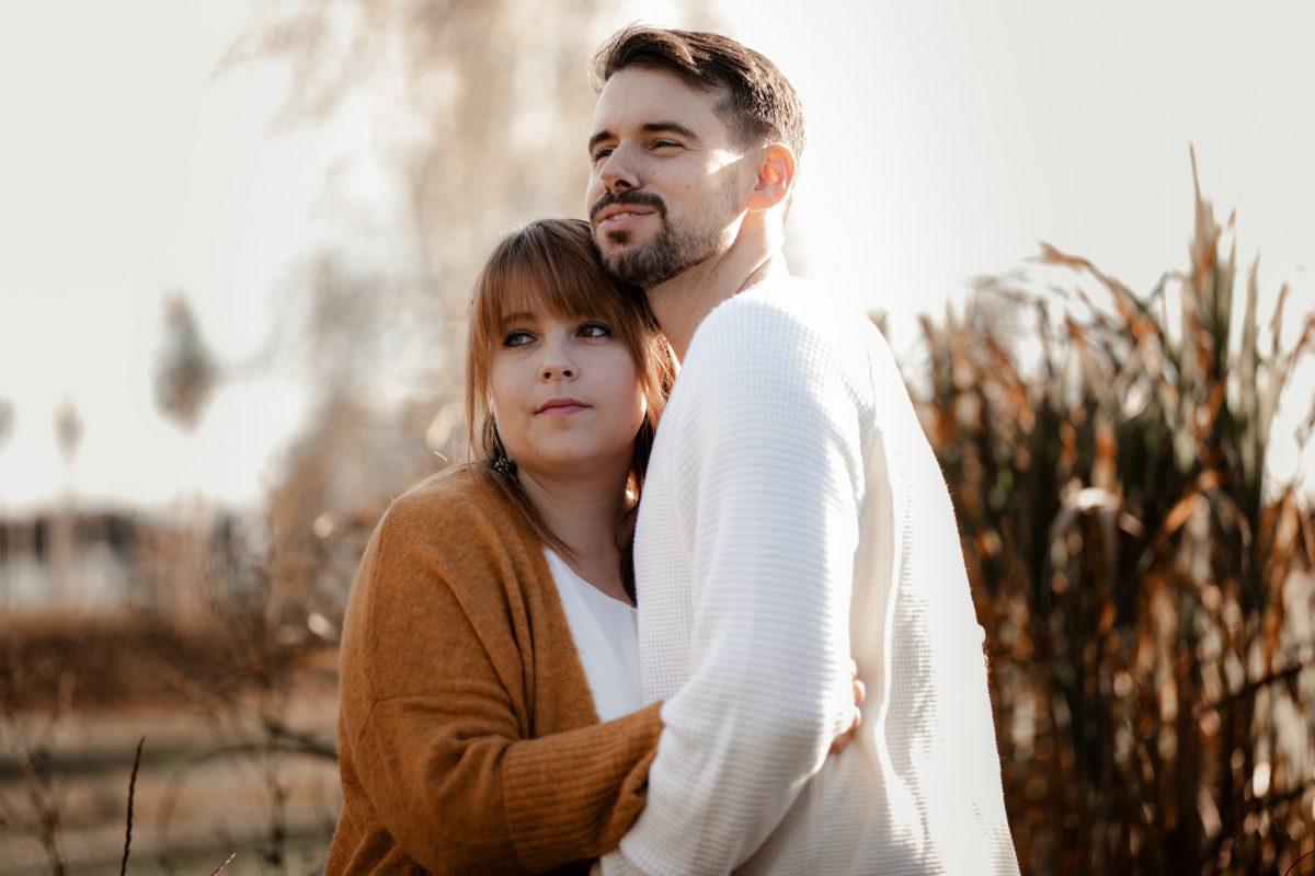 Paarfotos mit Marie und Chris aus Worms 3