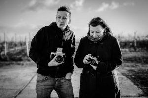 Hochzeitsfotograf Hessen: Das sind wir - Tina und Maxim