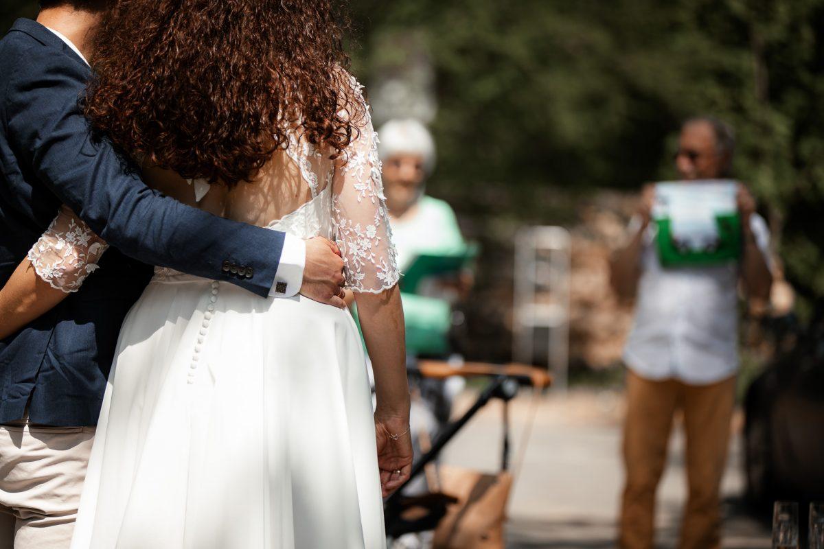 Standesamtliche Trauung von Christina und Fridolin in Kelkheim - Eine Corona Hochzeit 38