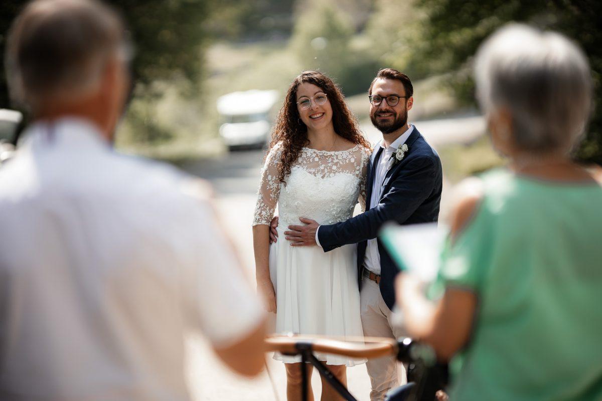 Standesamtliche Trauung von Christina und Fridolin in Kelkheim - Eine Corona Hochzeit 41