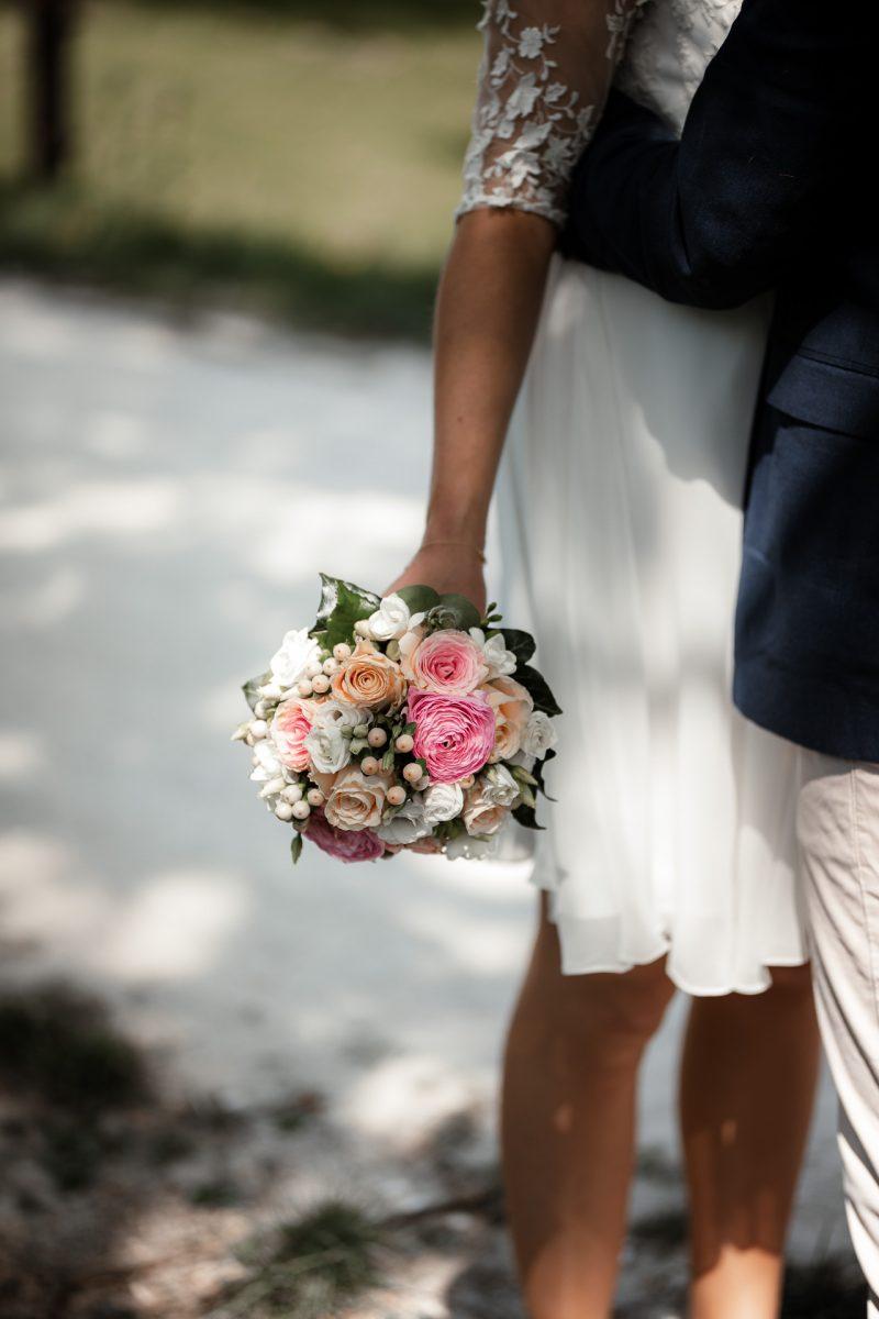 Standesamtliche Trauung von Christina und Fridolin in Kelkheim - Eine Corona Hochzeit 50
