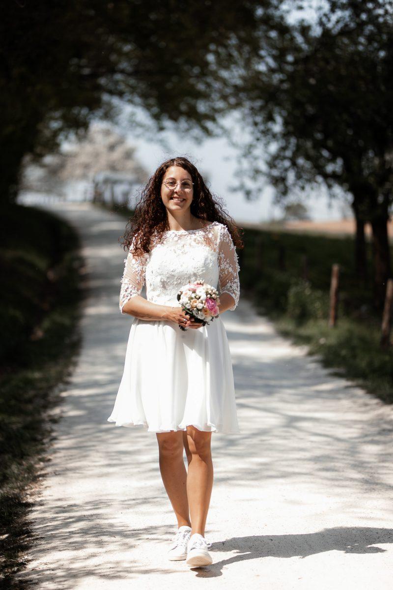 Standesamtliche Trauung von Christina und Fridolin in Kelkheim - Eine Corona Hochzeit 60