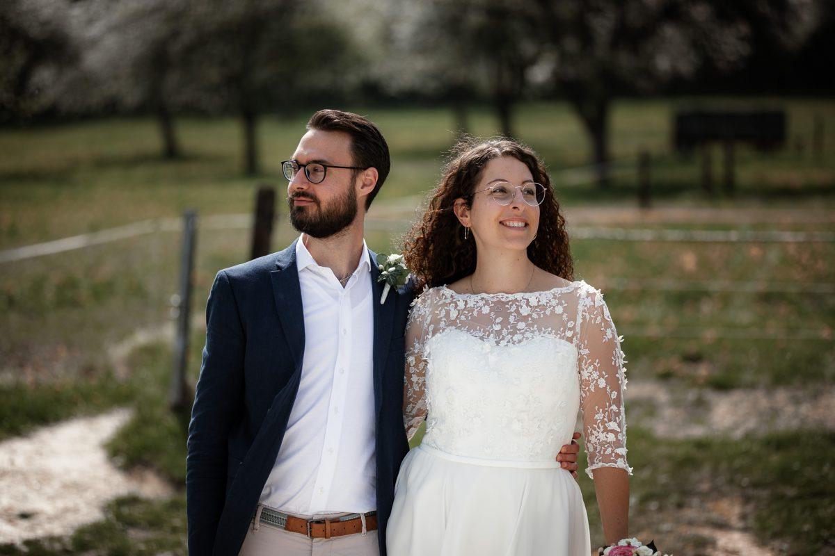 Standesamtliche Trauung von Christina und Fridolin in Kelkheim - Eine Corona Hochzeit 74