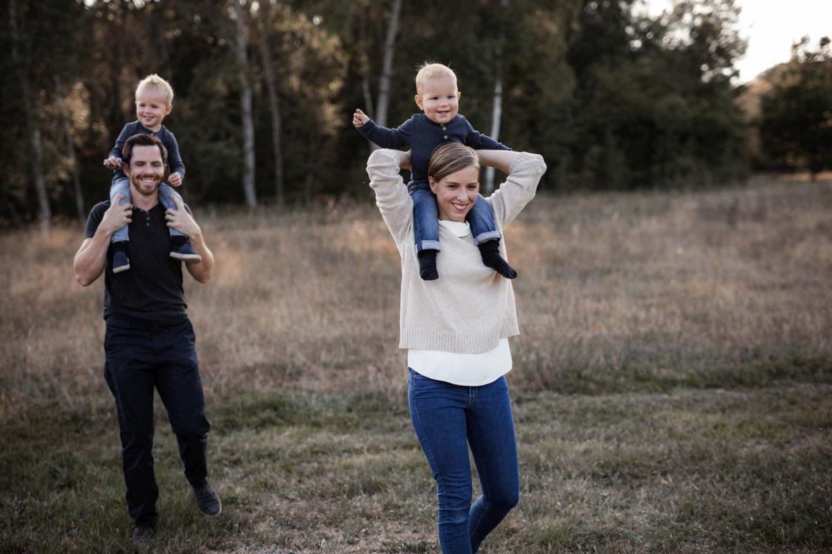 Familienfotos in Mainz: Herbstbilder in der Natur 6