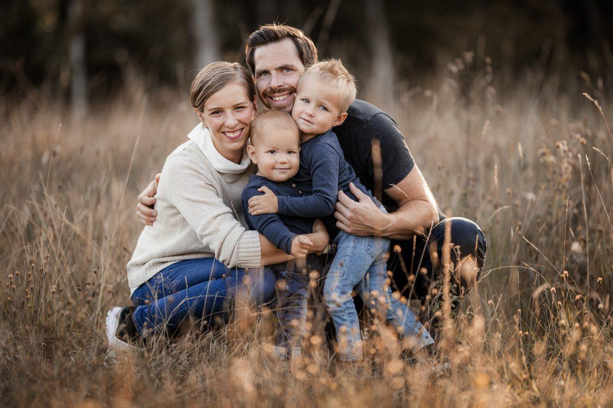 Familienfotos in Ober-Olm: Herbstbilder in der Natur 2