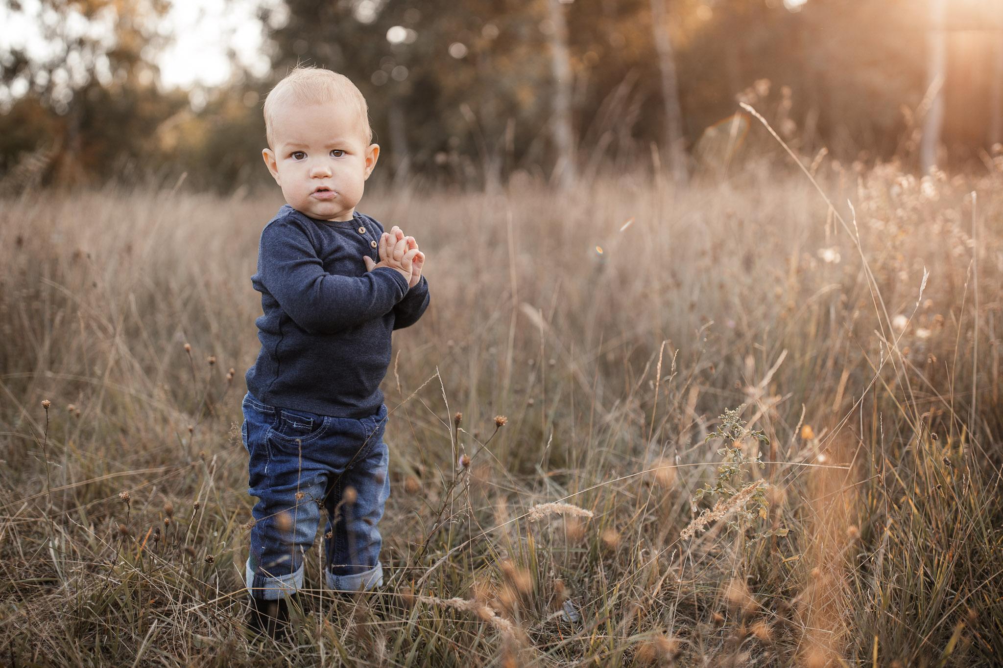 Familienfotos in Ober-Olm: Herbstbilder in der Natur 18