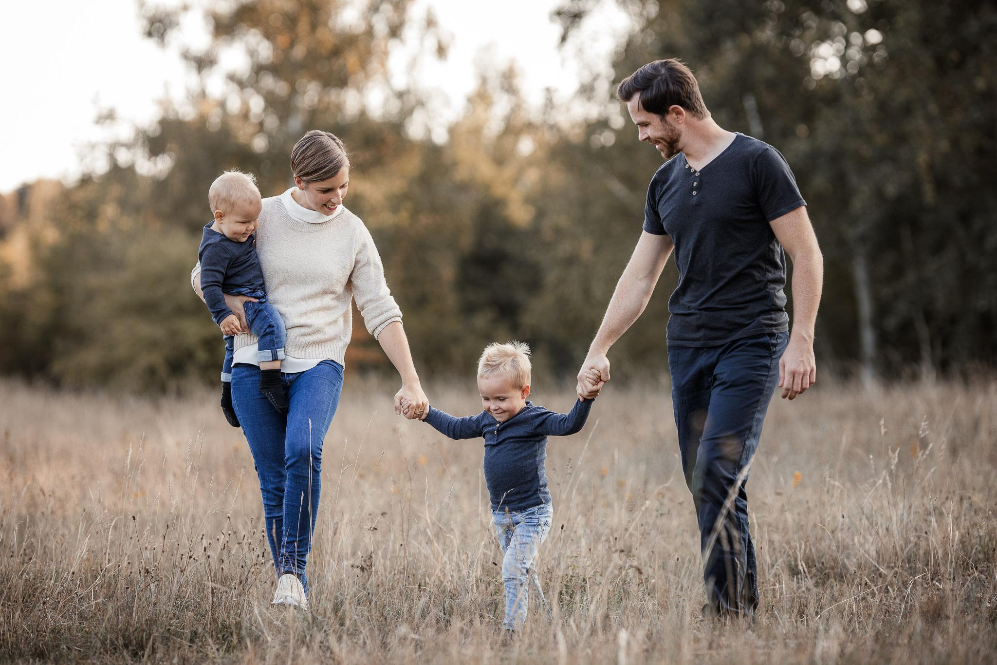 Familienfotos in Ober-Olm: Herbstbilder in der Natur 21