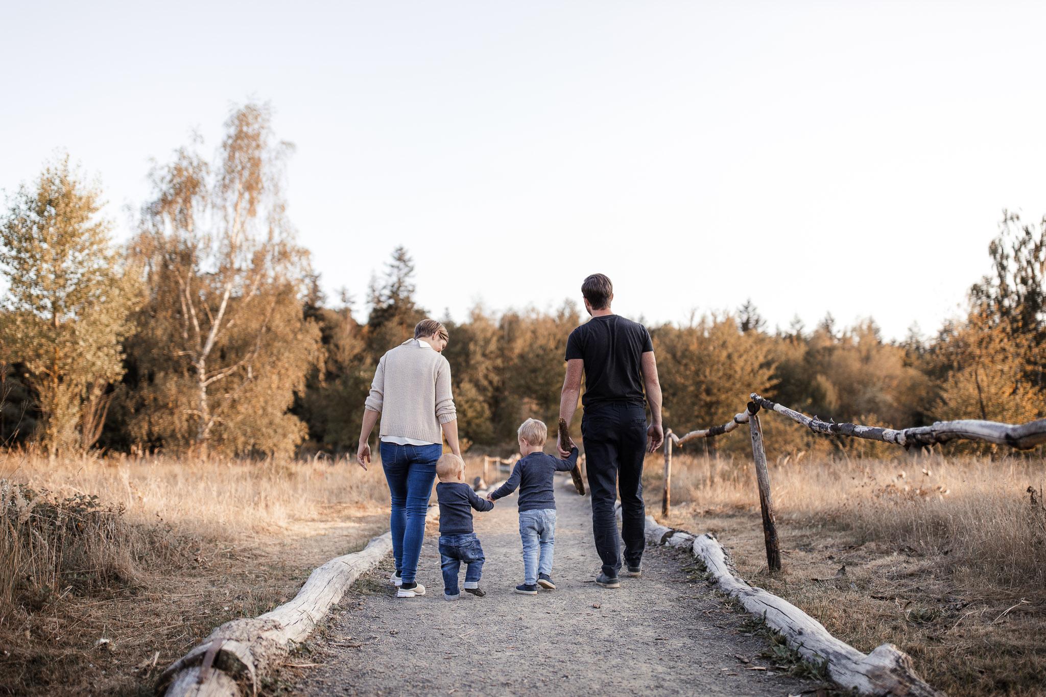 Familienfotos in Ober-Olm: Herbstbilder in der Natur 27