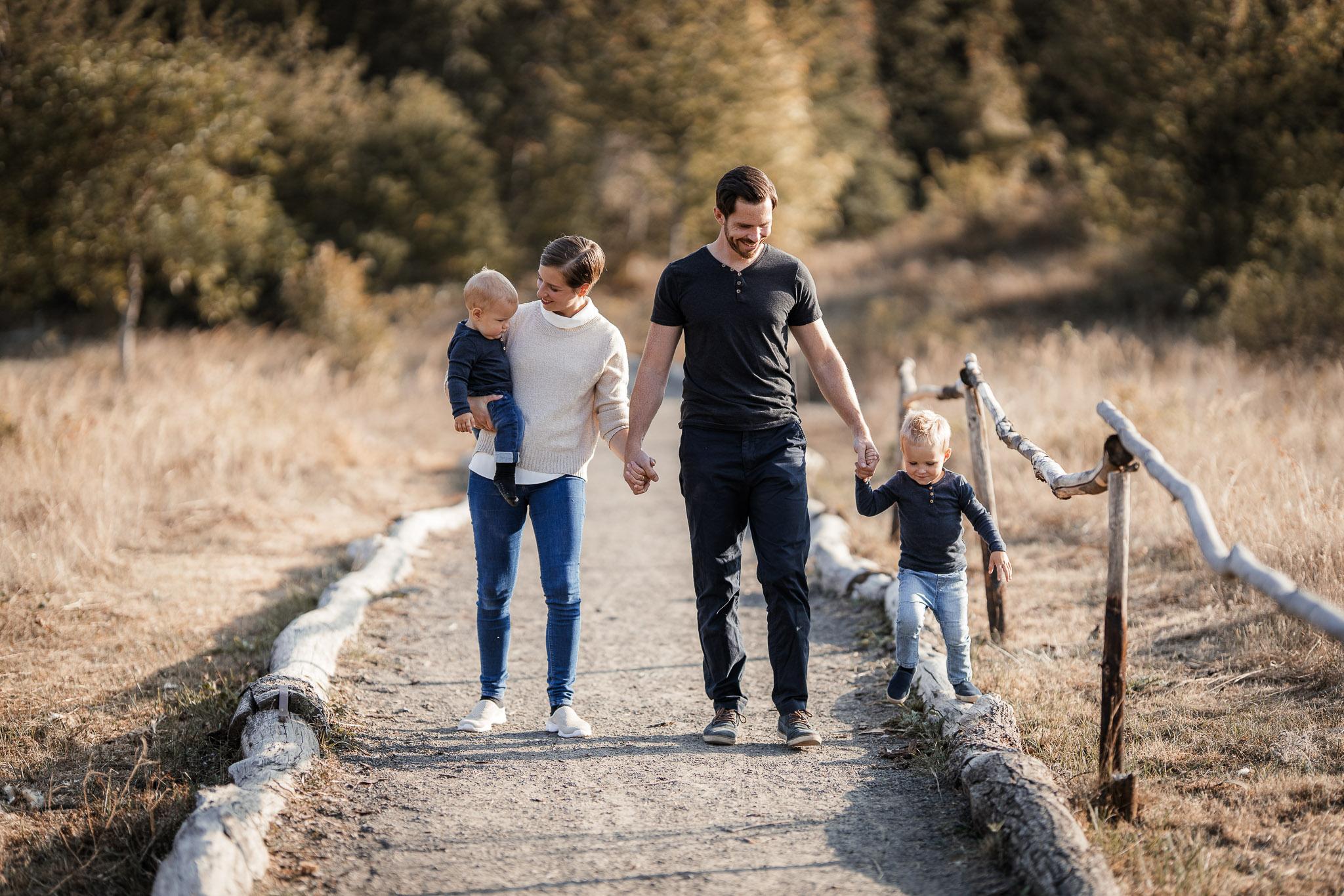 Familienfotos in Ober-Olm: Herbstbilder in der Natur 5