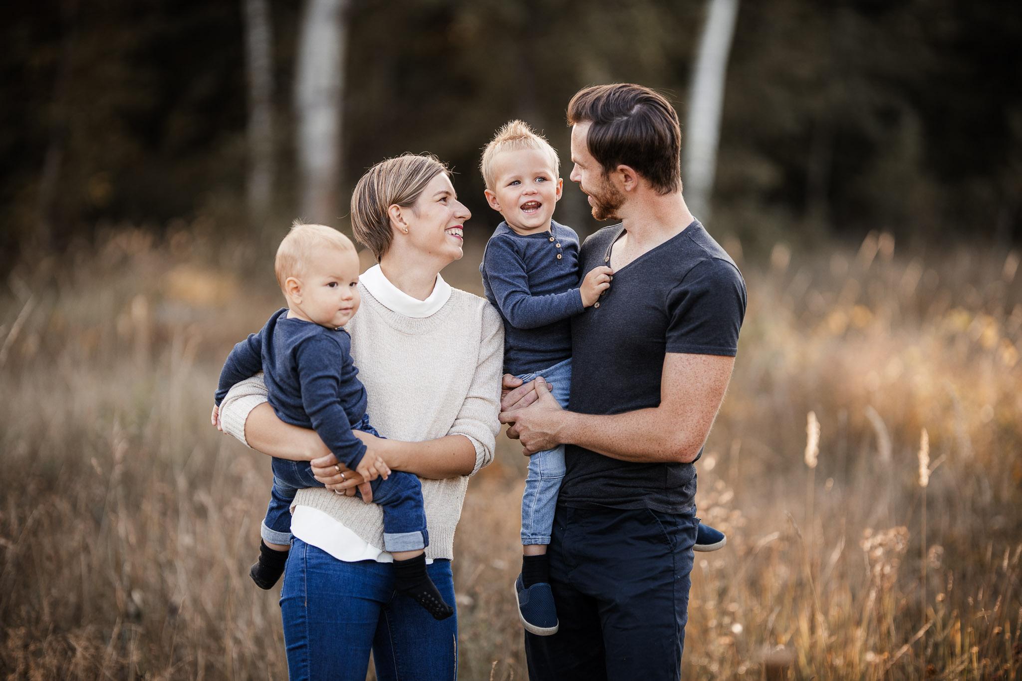 Familienfotos in Ober-Olm: Herbstbilder in der Natur 11
